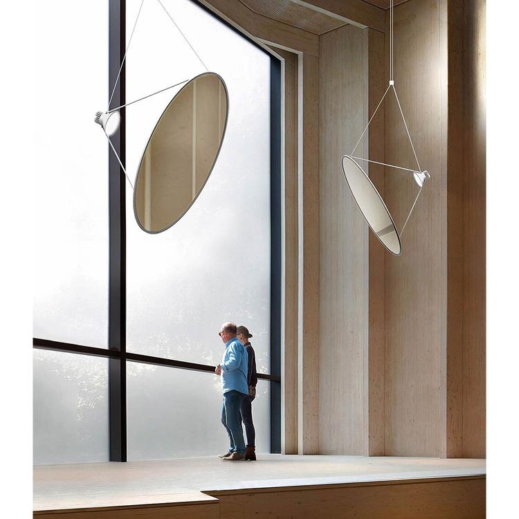 Sol_03 by Daniel Rybakken for Luceplan