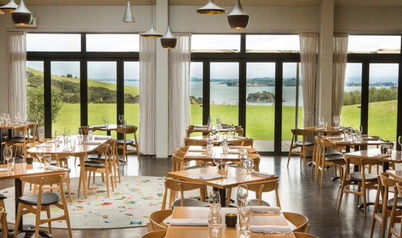 Cable Bay's leisurely long lunches are drawing us to Waiheke