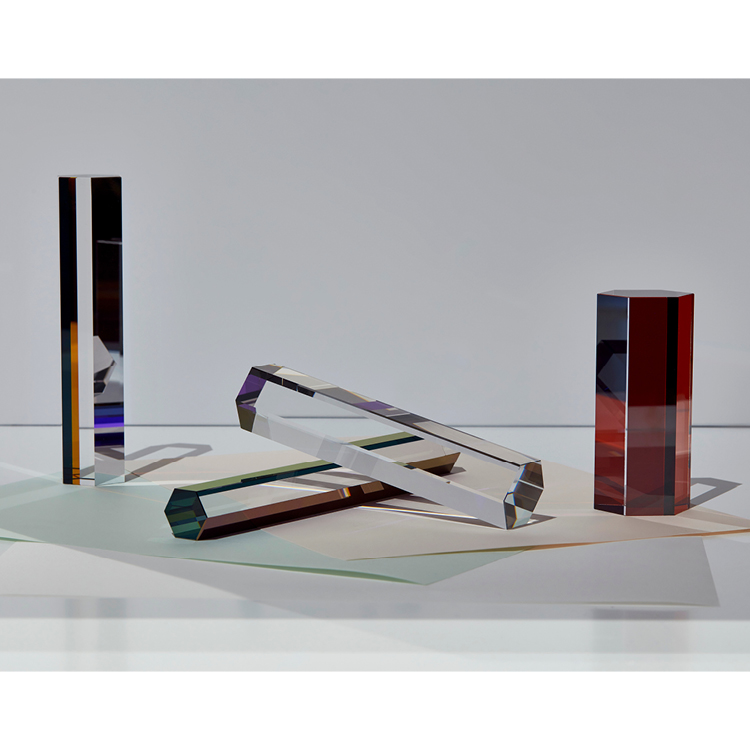 Crystal Sticks by Studio Brynjar & Veronika for Atelier Swarovski Home