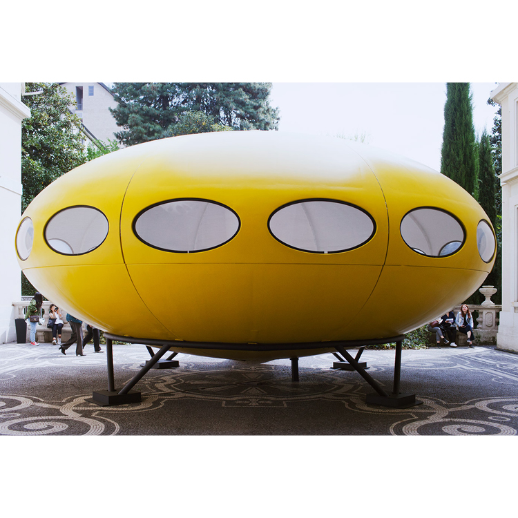 Futuro House by Louis Vuitton