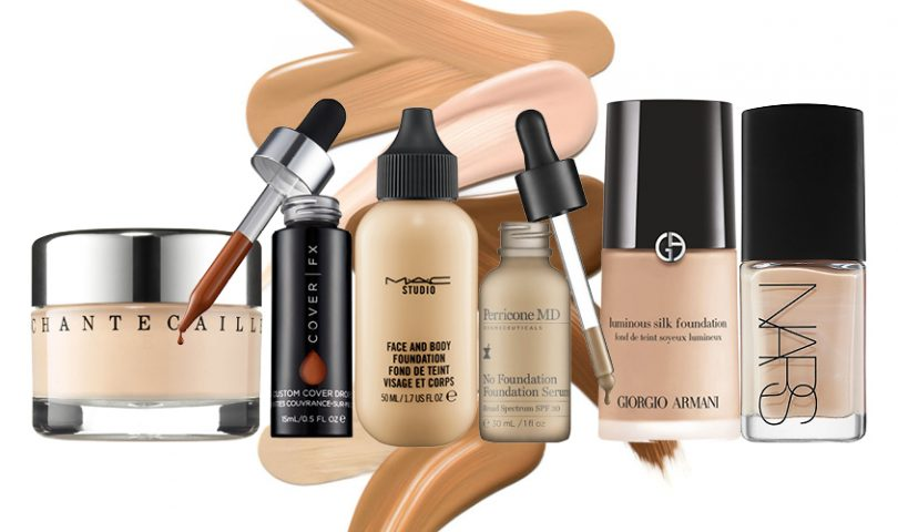 All about that base — flawless foundation for a dewy winter glow
