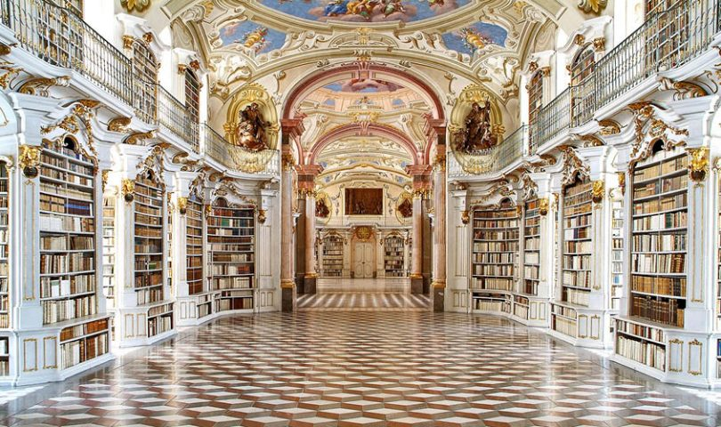 Take a tour through some of the world's most beautiful libraries