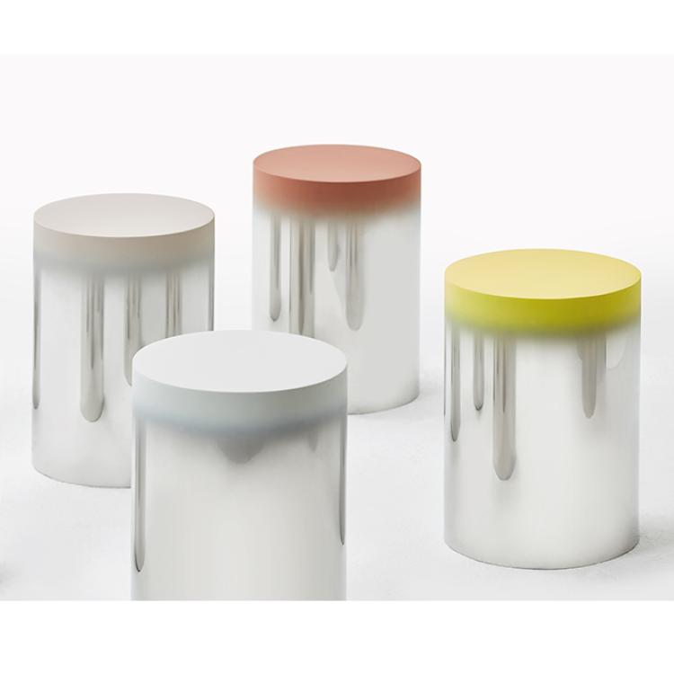 Dokkaebi stools by Jiyoun Kim