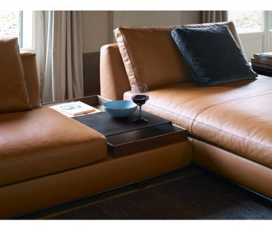 Tama Living sofa by EOOS for Walter Knoll
