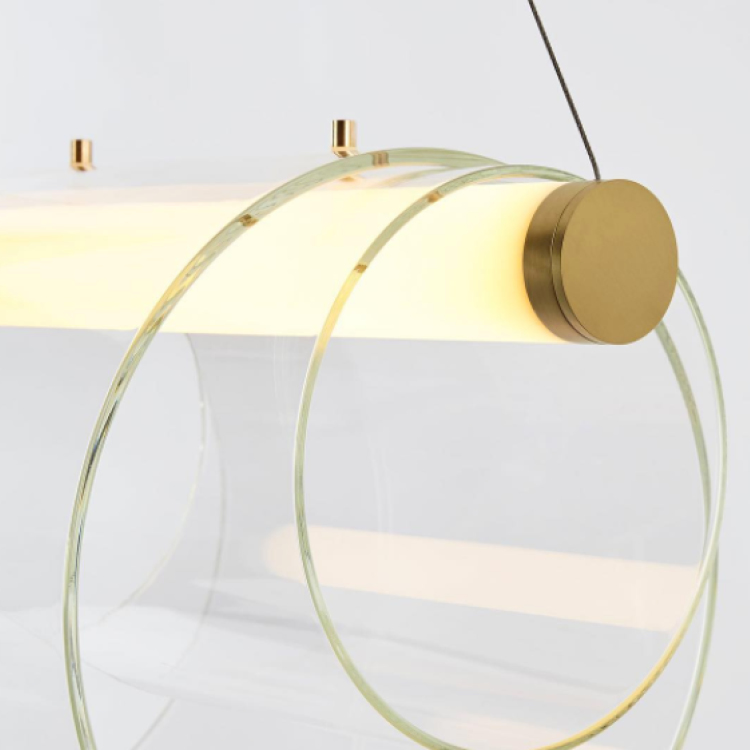 Coax lighting by John Hogan for Roll and Hill