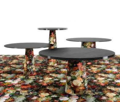 Container Loom Table by Moooi