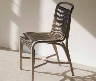 Gata chair by Miguel Milá for Expormim