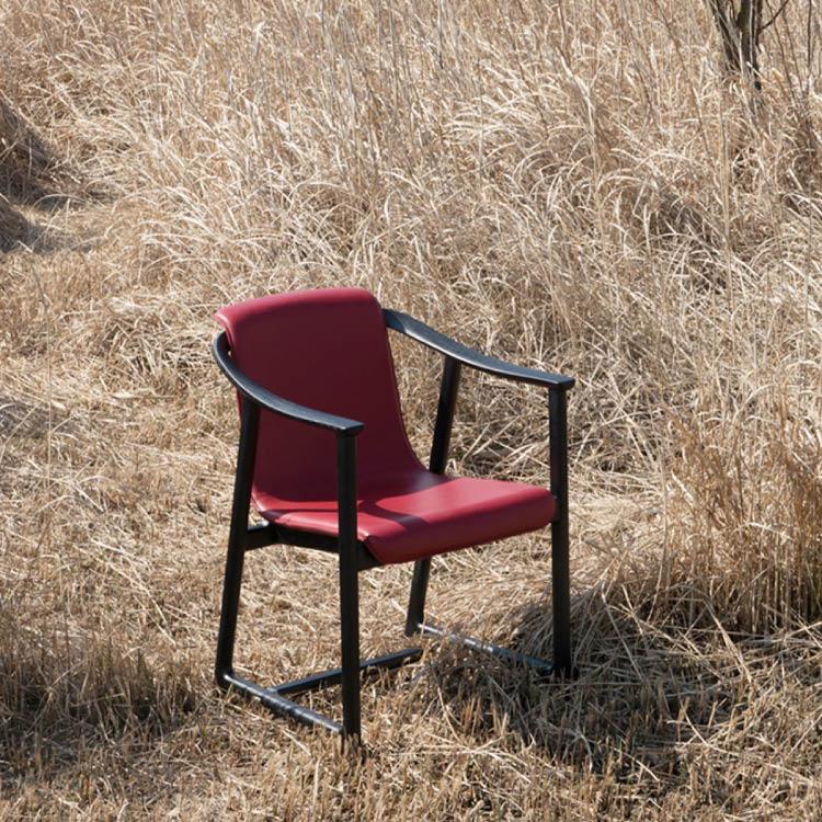 Mandarin chair by Neri&Hu for Stellar Works