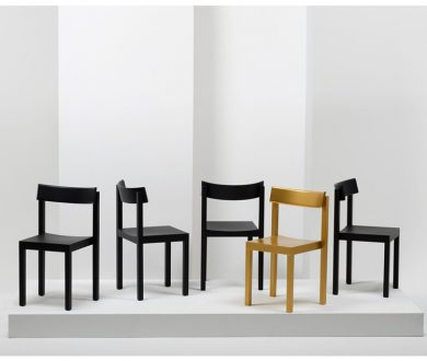 Primo Chair for Mattiazzi by Konstantin Grcic