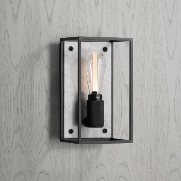 Caged Wall Light by Buster + Punch