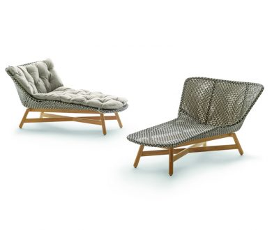 MBRACE Daybed by Sebastian Herkner for Dedon