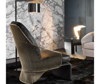 Colette Armchair by Rodolfo Dordoni for Minotti