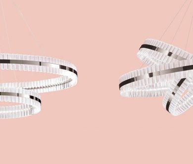 Saturno Pendant by Baroncelli