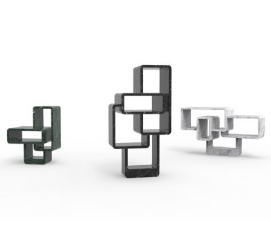 Mineral Structures by Arik Levy for Citco