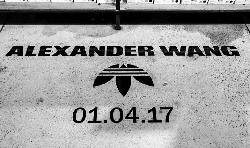 Celebrating the arrival of adidas Originals x Alexander Wang at Workshop