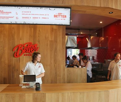 Better Burger prepares to open the doors to its newest outpost