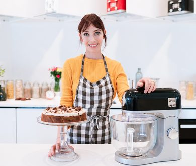 The machine behind the The Caker's incredible baked masterpieces