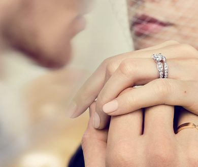 The ultimate ring pairing to make you say 'I do'