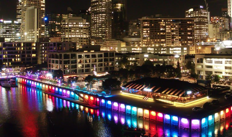 The Viaduct Harbour launches its inaugural Bright Nights festival