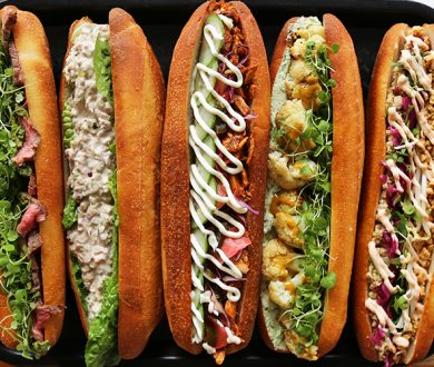 Hero Sandwich House's bona fide NY-style buns will blow your mind