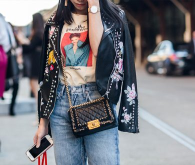 The best street style at Mercedes-Benz Fashion Week Australia
