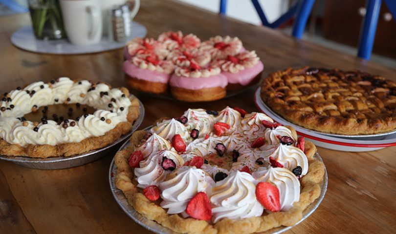 The Pie Piper opens the doors to its permanent city home