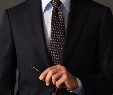 Gentlemen, it's time to take your suits to the next level