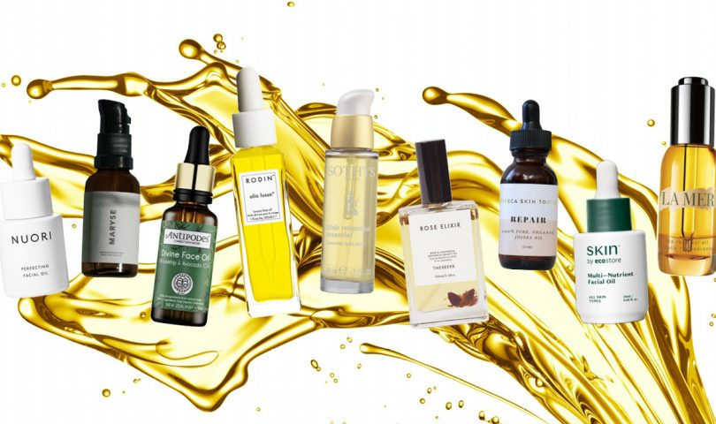 The 9 facial oils you need to upgrade your winter skin routine