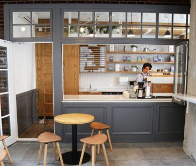 Altezano Brothers open a cafe in Auckland's up-and-coming precinct