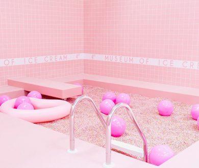 Take a look inside LA's kaleidoscopic Museum of Ice Cream