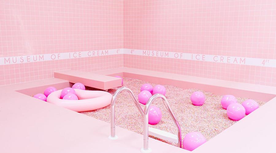 Inflatable Pool Aesthetic