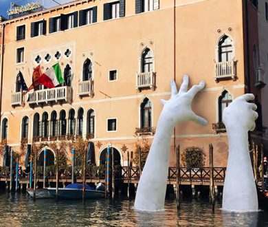 The best art unveiled at the 2017 Venice Biennale