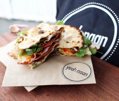 Yeah Naan is the breakfast food truck you need to try