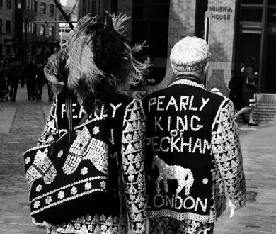 Deadly Ponies' new collection is inspired by London's iconic Pearlies