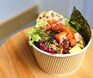 Takapuna welcomes a fresh new takeaway joint, Poké Poké