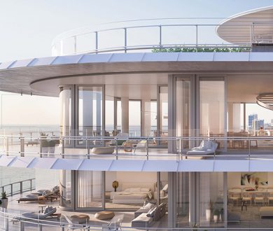 Inside Renzo Piano's incredible new Miami apartment building