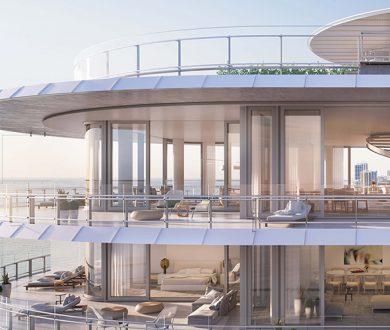Inside Renzo Piano's incredible new Miami apartment building