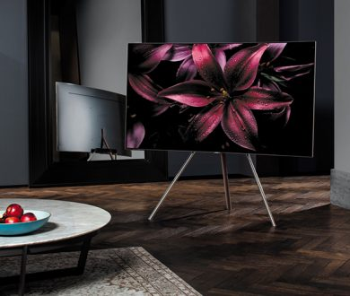 Why Samsung's new QLED TV is breaking ground in both technology and design
