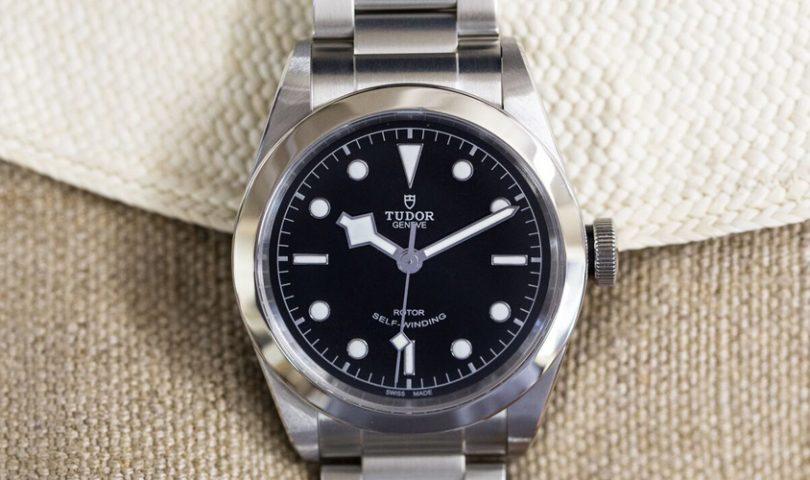 The modern classic — TUDOR Heritage Black Bay 41 has arrived