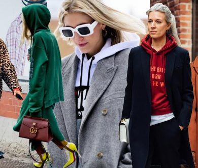 The hoodie is fashion's favourite trend right now — here's where to get yours