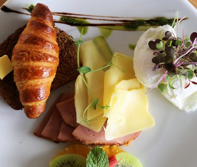 We're embracing the Euro breakfast at new Jervois Road cafe, Beatrix
