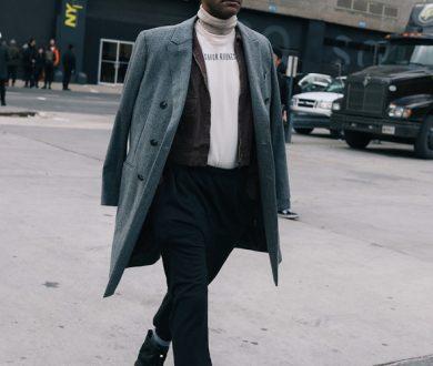 The four men's coat styles to get you through the winter season