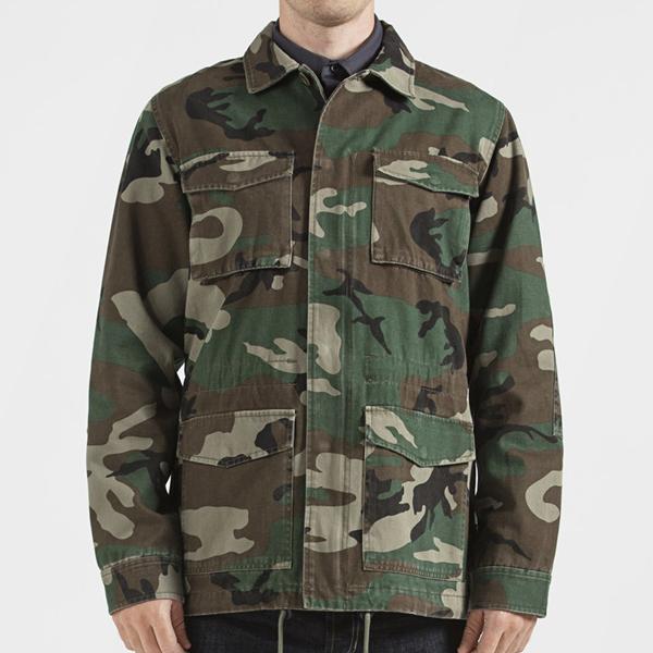 Camouflage Tones