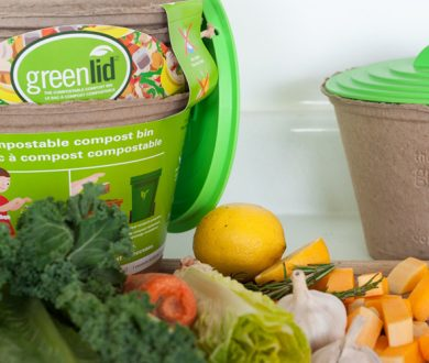 We're digging this new and simple approach to at-home composting
