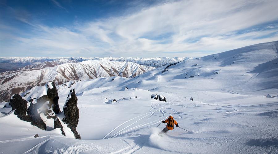 Soho Basin Private Ski Field