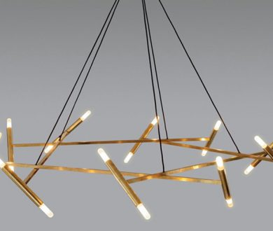These bold new lighting designs are available for the first time in Auckland