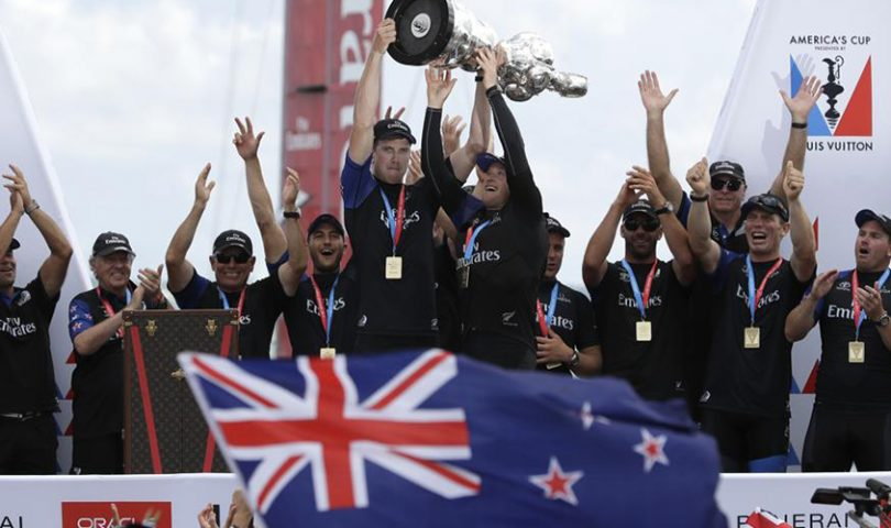 The 5 best things about ETNZ bringing home the America's Cup