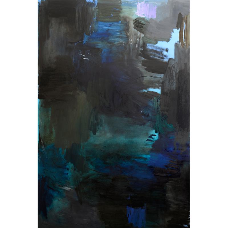 'Night fishing' by Bridie Gillman (2017)