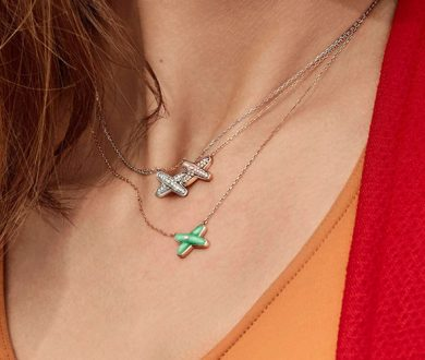 Chaumet's new Jeux de Liens necklaces are the everyday finery you need