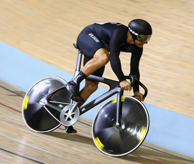 We chat with Olympic track cyclist Eddie Dawkins about his morning ritual